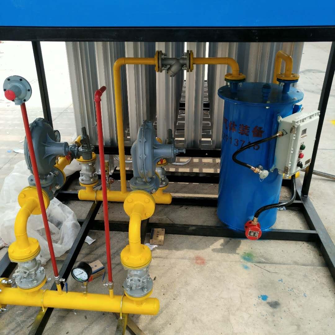 CNG减压装备