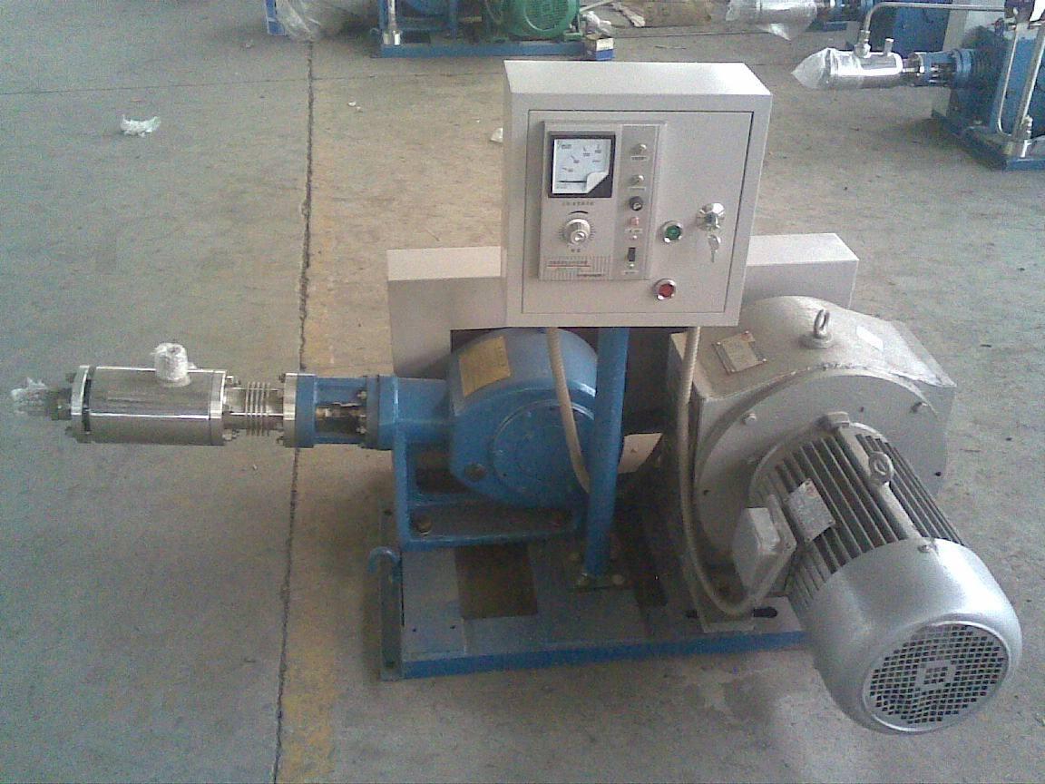 低温液体泵